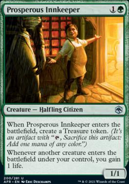 Adventures in the Forgotten Realms: Prosperous Innkeeper