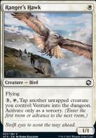 Adventures in the Forgotten Realms Foil: Ranger's Hawk