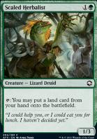 Adventures in the Forgotten Realms Foil: Scaled Herbalist