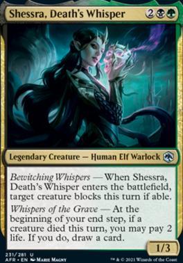 Adventures in the Forgotten Realms: Shessra, Death's Whisper