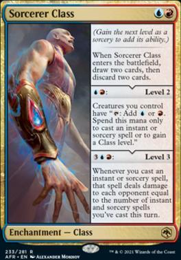 Adventures in the Forgotten Realms: Sorcerer Class