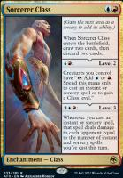 Adventures in the Forgotten Realms Foil: Sorcerer Class