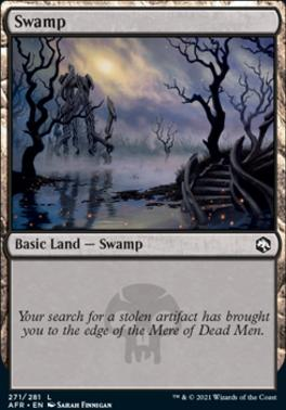 Adventures in the Forgotten Realms: Swamp (271)