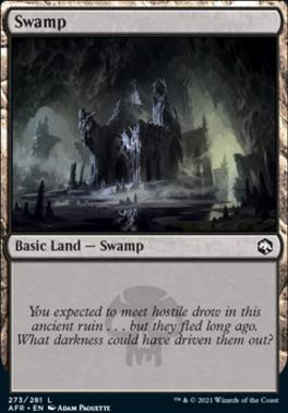 Adventures in the Forgotten Realms: Swamp (273)