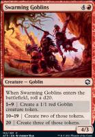 Adventures in the Forgotten Realms Foil: Swarming Goblins