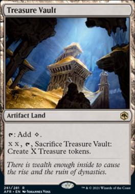 Adventures in the Forgotten Realms Foil: Treasure Vault