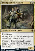 Adventures in the Forgotten Realms: Triumphant Adventurer