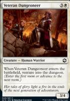 Adventures in the Forgotten Realms Foil: Veteran Dungeoneer
