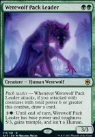 Adventures in the Forgotten Realms: Werewolf Pack Leader