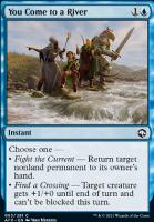 Adventures in the Forgotten Realms Foil: You Come to a River