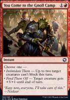 Adventures in the Forgotten Realms Foil: You Come to the Gnoll Camp