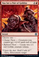 Adventures in the Forgotten Realms: You See a Pair of Goblins