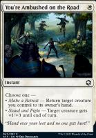 Adventures in the Forgotten Realms Foil: You're Ambushed on the Road