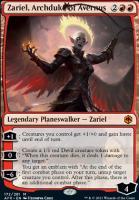 Adventures in the Forgotten Realms: Zariel, Archduke of Avernus