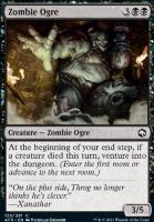 Adventures in the Forgotten Realms Foil: Zombie Ogre