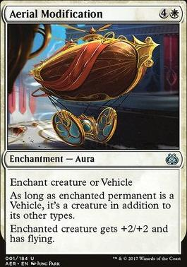 Aether Revolt: Aerial Modification