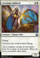 Aether Revolt Foil: Aeronaut Admiral