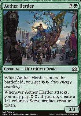 Aether Revolt: Aether Herder