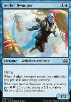 Aether Revolt Foil: Aether Swooper