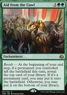 Aether Revolt: Aid from the Cowl