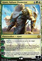 Aether Revolt: Ajani, Valiant Protector (Foil - Planeswalker Deck)