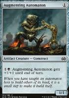 Aether Revolt Foil: Augmenting Automaton