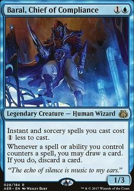 Aether Revolt: Baral, Chief of Compliance