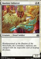 Aether Revolt Foil: Bastion Enforcer