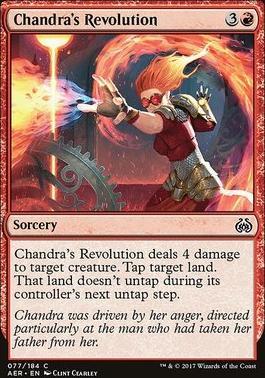 Aether Revolt: Chandra's Revolution