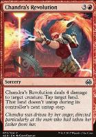 Aether Revolt: Chandra's Revolution
