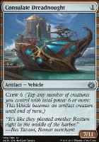 Aether Revolt: Consulate Dreadnought