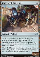 Aether Revolt Foil: Daredevil Dragster