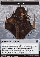 Aether Revolt: Emblem (Tezzeret)