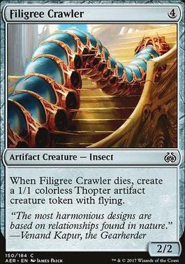 Aether Revolt: Filigree Crawler