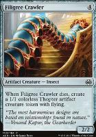 Aether Revolt Foil: Filigree Crawler