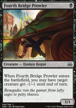 Aether Revolt: Fourth Bridge Prowler