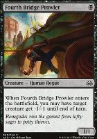 Aether Revolt Foil: Fourth Bridge Prowler