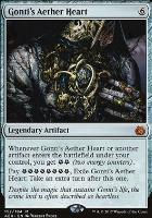Aether Revolt: Gonti's Aether Heart
