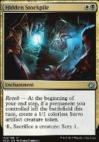 Aether Revolt Foil: Hidden Stockpile