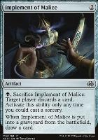 Aether Revolt: Implement of Malice