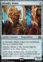 Aether Revolt Foil: Metallic Mimic