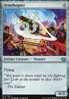 Aether Revolt: Ornithopter