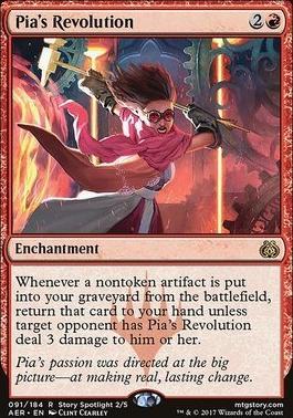 Aether Revolt: Pia's Revolution