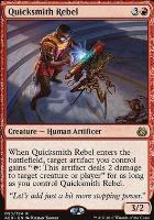Aether Revolt: Quicksmith Rebel