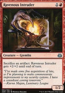 Aether Revolt: Ravenous Intruder