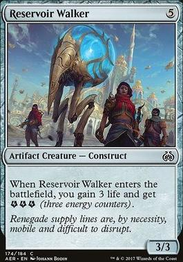 Aether Revolt: Reservoir Walker