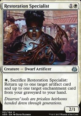 Aether Revolt Foil: Restoration Specialist