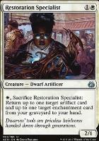 Aether Revolt: Restoration Specialist