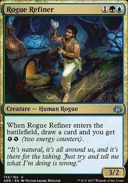 Aether Revolt: Rogue Refiner