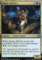 Aether Revolt Foil: Rogue Refiner